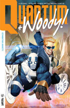 Quantum and Woody! (2017) Volume 2: Separation Anxiety