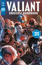 Valiant Universe Handbook: 2019 Edition