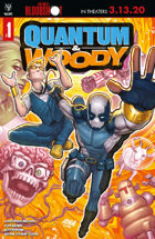 Quantum and Woody! (2020) #1