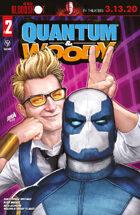 Quantum and Woody! (2020) #2