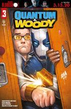 Quantum and Woody! (2020) #3