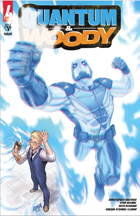 Quantum and Woody! (2020) #4