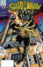 Shadowman (1992-1995) #43