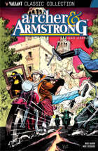 Archer & Armstrong (1992): Bad Karma