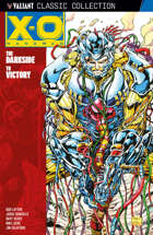 X-O Manowar (1992): The Darkside to Victory