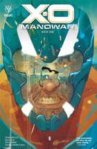 X-O Manowar (2020) Book 1