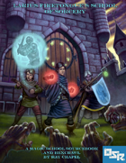 Larius Firetongue's School of Sorcery