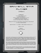 AdSpec Grav-Ball Star Player