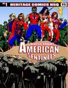 American Sentinels TPB Vol. 1