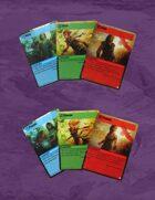 Karacterz - Target Cards