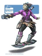 Character Cache - Cho Nakahara