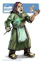 Character Cache - Corvestron Terrix