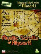 Campaign Tools :: Mystic Scrolls of Akaarti