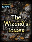 Arcknight Maps: The Wizard's Tower