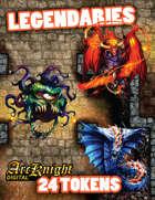 Arcknight Tokens: Legendaries