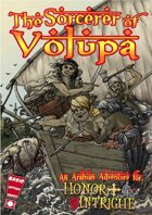 The Sorcerer of Volupa