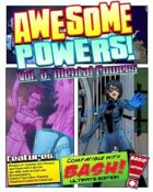 Awesome Powers Vol. 5 Mental Powers