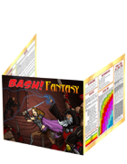 BASH! Fantasy Narrator's Screen Inserts