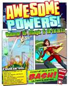 Awesome Powers Vol. 16: Magic & Artifacts