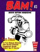 BAM! Basic Action Magazine #3
