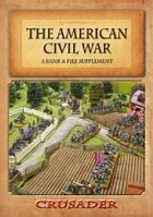 The American Civil War Rank & File Supplement