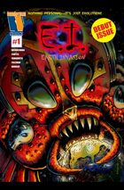 E.I. #1 - Earth Invasion