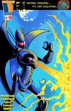 E.I. #13 - Earth Invasion