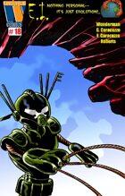 E.I. #18 - Earth Invasion