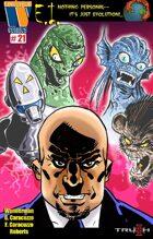 E.I. #21 - Earth Invasion