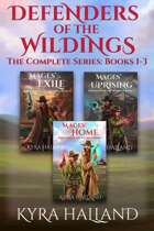 Defenders of the Wildings: The Complete Series: Books 1-3