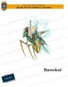 CSC Stock Art Presents: Nanobot