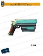 CSC Stock Art Presents: Gun