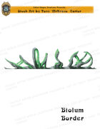 CSC Stock Art Presents: Biolum Border