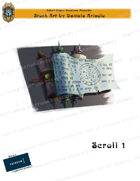 CSC Stock Art Presents: Scroll 1