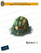 CSC Stock Art Presents: Tactical Helm