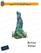 CSC Stock Art Presents: Divine Pillar
