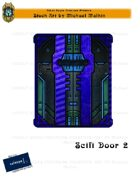 CSC Stock Art Presents: Scifi Door 2