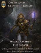 Species Archive: The Kulvix PF1E