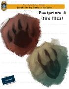 CSC Stock Art Presents: Footprints 2