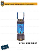 CSC Stock Art Presents: Cryo Chamber