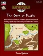 The Oath of Kortis Fantasy Grounds Adventure