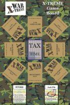 WAR X-TREME - Game Board Poster