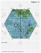 Planetary Display MOON