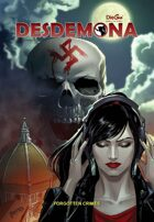 Desdemona vol.1: Forgotten Crimes