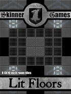 Skinner Games - Lit Floors