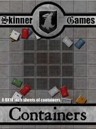 Skinner Games - Containers