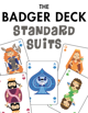 The Badger Deck, Basic Set