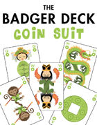 The Badger Deck, Coin Suit