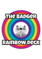 The Badger RAINBOW Deck