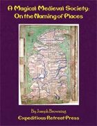 A Magical Medieval Society: On Place Names